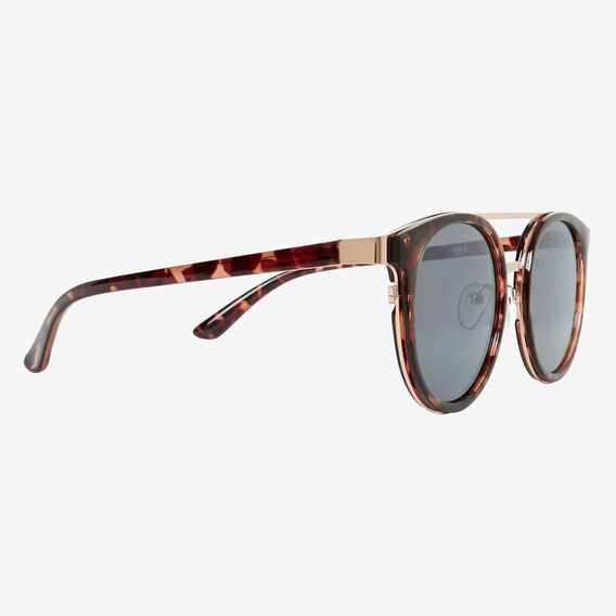 Hayley Round Sunglasses  TORT  hi-res