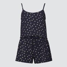 Foil Star Onesie Pyjama  MIDNIGHT  hi-res