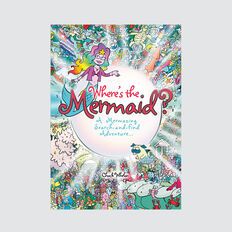 Where's The Mermaid Book  MULTI  hi-res