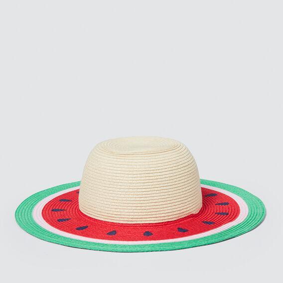 Watermelon Floppy Hat  MULTI  hi-res