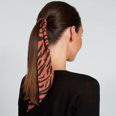 Thin Scarf  VINTAGE BRONZE/BLACK  hi-res