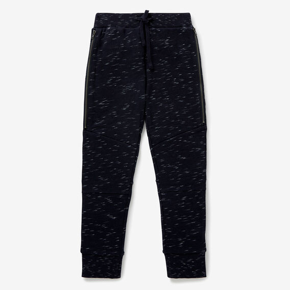 Zip-Panel Track Pant  MIDNIGHT SPACE DYE  hi-res