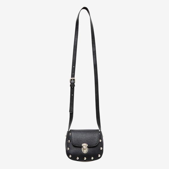 Saddle Bag  BLACK  hi-res