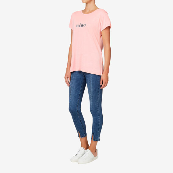 Ciao Tee  BLOSSOM PINK  hi-res