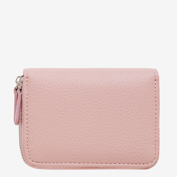 Hazel Mini Wallet  PINK  hi-res
