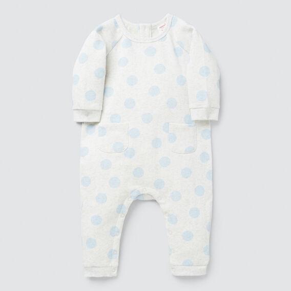 Fleece Spot Jumpsuit  ICY MARLE  hi-res
