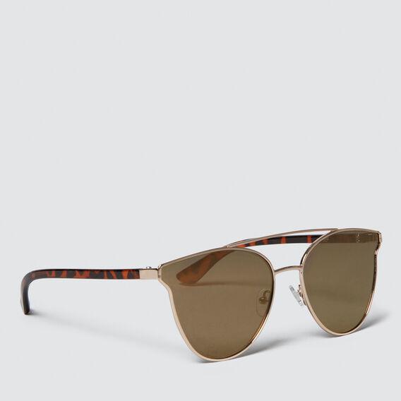 Camilla Sunglasses  GOLD/TORT  hi-res