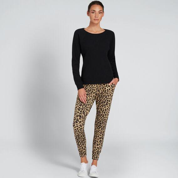 Leopard Trackpant  LEOPARD  hi-res