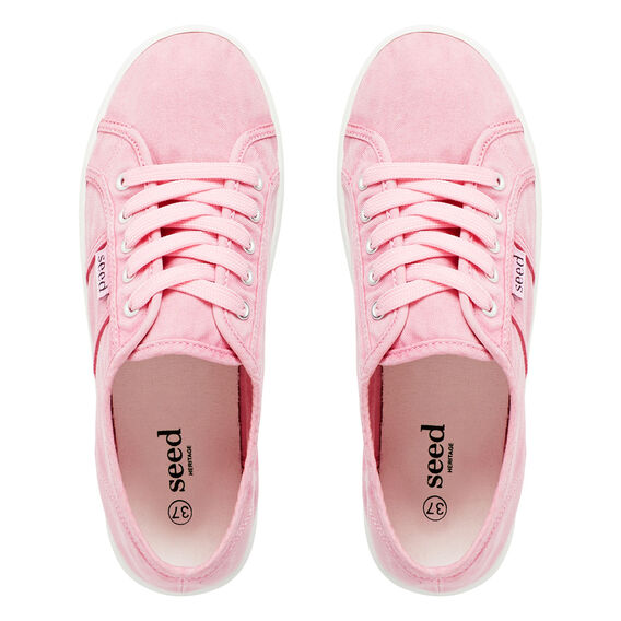 Billie Flatform Sneaker  PINK  hi-res