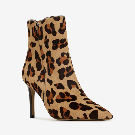 Isabella Animal Boot  OCELOT  hi-res