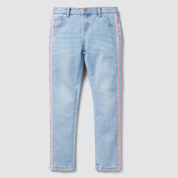 Side Stripe Jean  SOFT BLUE WASH  hi-res