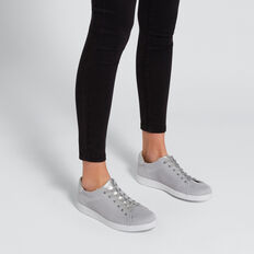 Sarah Knit Sneaker  GREY  hi-res