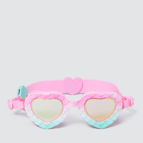 Mini Heart Eye Goggles  MULTI  hi-res