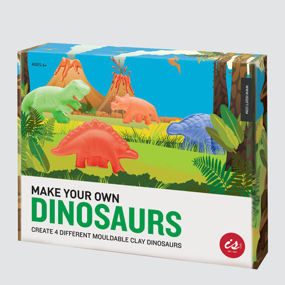Make Your Own Dinosaur Kit  MULTI  hi-res