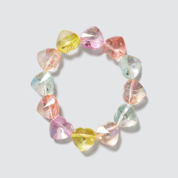 Plastic Hearts Bracelet  MULTI  hi-res