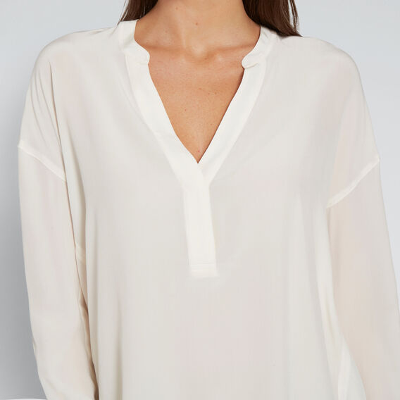 Silk Shirt  CANVAS  hi-res