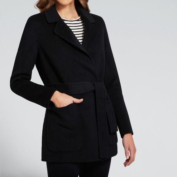 Robe Jacket  BLACK  hi-res