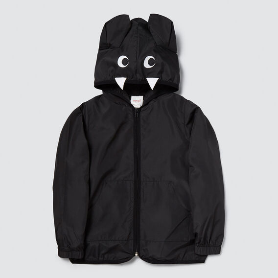 Bat Spray Jacket  BLACK  hi-res