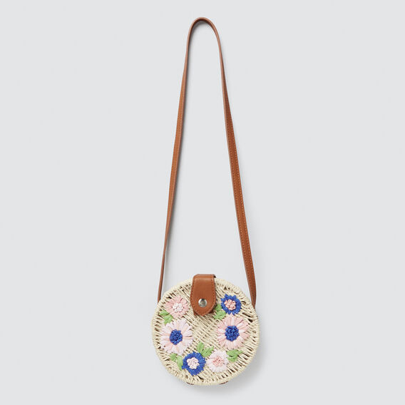 Floral Circle Bag  MULTI  hi-res
