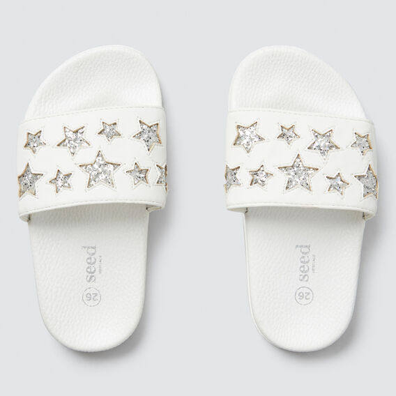 Star Slide  WHITE  hi-res