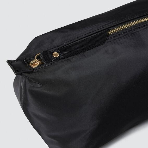 Travel Cosmetic Bag  BLACK  hi-res