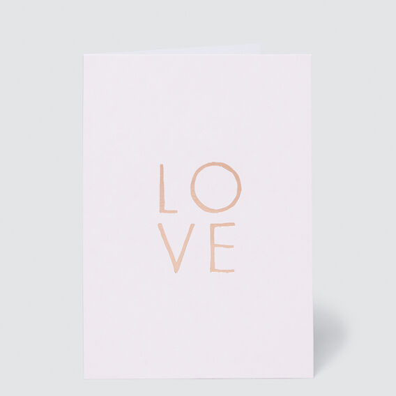 Christmas Card  LOVE  hi-res
