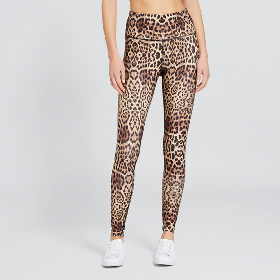 Animal Full Legging  ANIMAL CARAMEL  hi-res