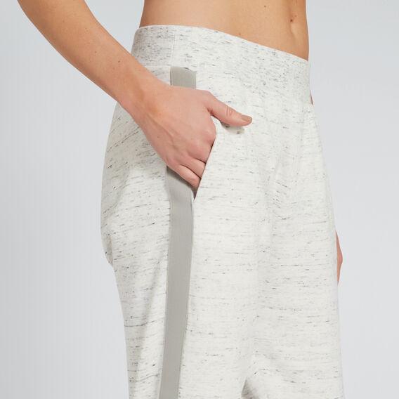 Space Dye Track Pant  VINTAGE WHITE MARLE  hi-res