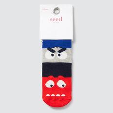 Stack Monster Socks  MULTI  hi-res