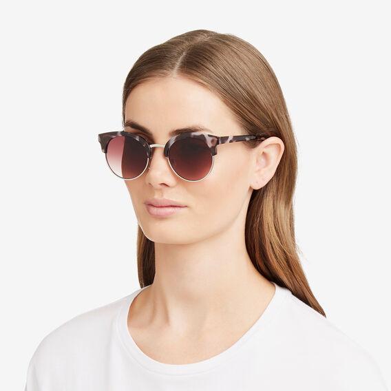 Suri Top Brow Sunglasses  TORT  hi-res