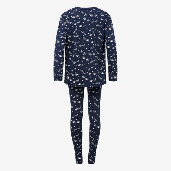 Eyelash Pyjama  INDIGO MARLE  hi-res