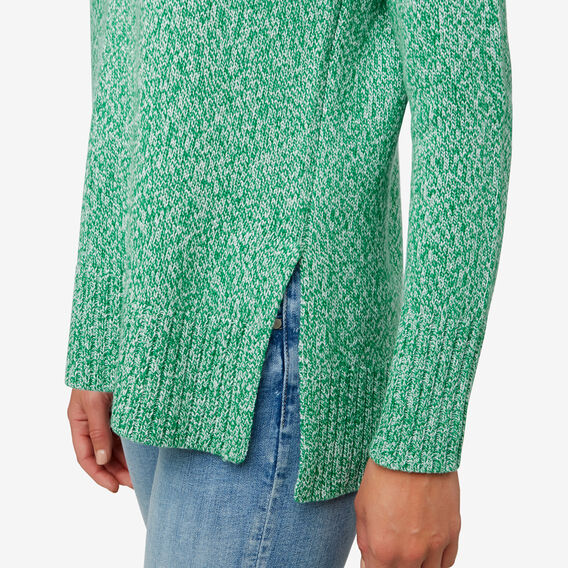 Twist Marle Sweater  EMERALD TWIST  hi-res