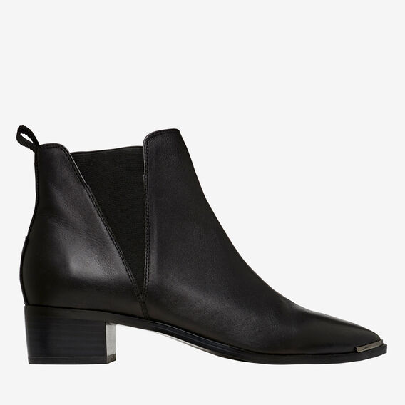 Alissa Pointed Boot  BLACK  hi-res