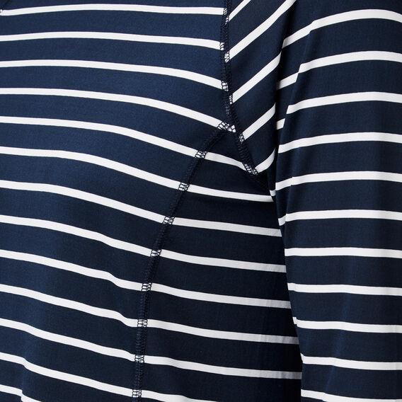 Stripe Top  NAVY STRIPE  hi-res
