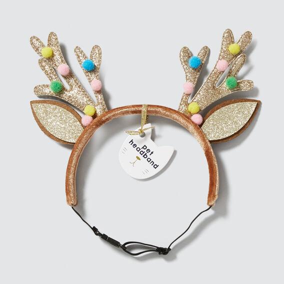Pet Christmas Headband  MULTI  hi-res