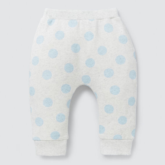 Fleece Spot Trackie  ICY MARLE  hi-res