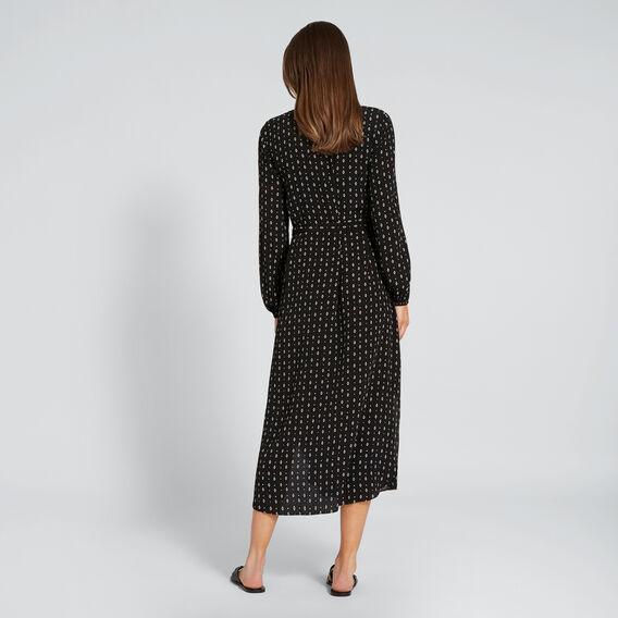 Geo Print Dress  GEO PRINT  hi-res