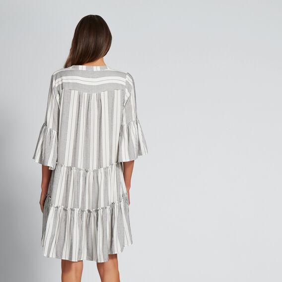 Striped Mini Dress  MULTI STRIPE  hi-res