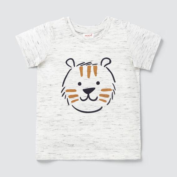 Big Tiger Tee  VINTAGE SPACE DYE  hi-res