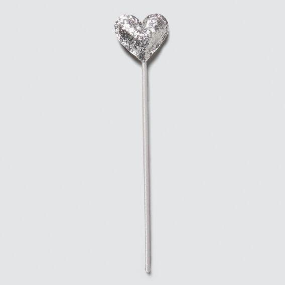 Heart Wand  SILVER  hi-res