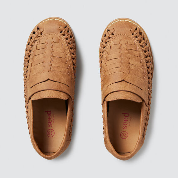 Dress Shoe  TAN  hi-res