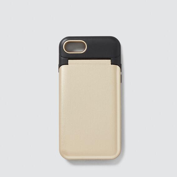 Mirror iPhone Case 7/8  GOLD  hi-res