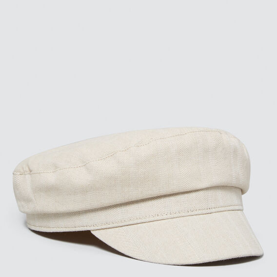 Baker Boy Cap  NATURAL  hi-res