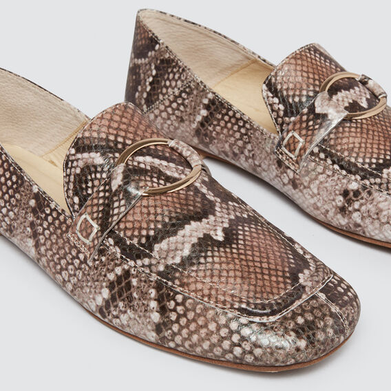 Amy Loafer  SNAKE  hi-res
