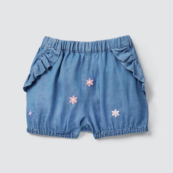 Daisy Shorts  BRIGHT WASH  hi-res