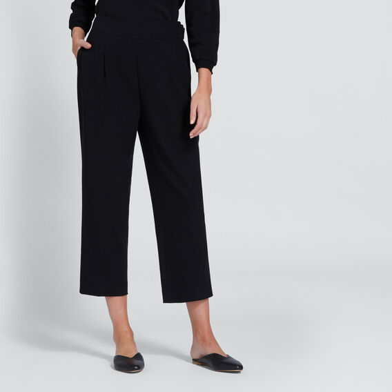 Side Buckle Pant  BLACK  hi-res