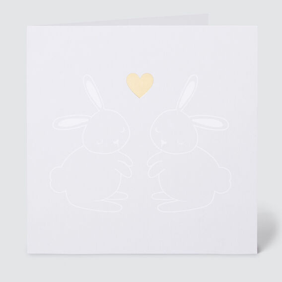 Large Bunny Cards  MULTI  hi-res