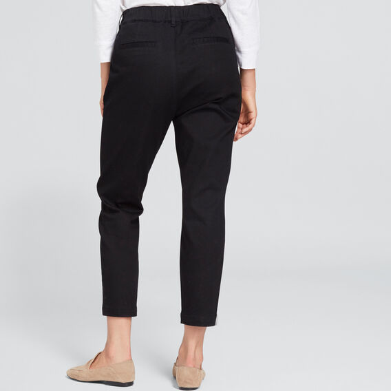 Casual Tapered Pant  BLACK  hi-res