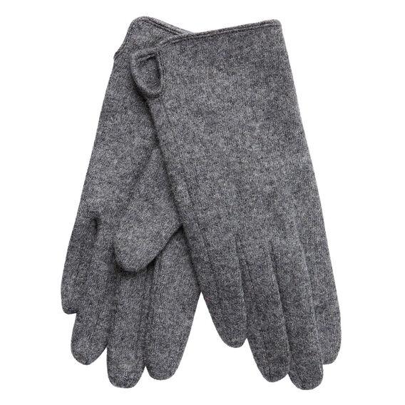 Knit Gloves  GREY MARLE  hi-res