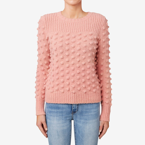 Pom Pom Sweater  SOFT BLUSH  hi-res